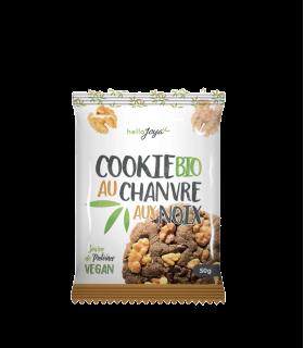 Cookie Bio au Chanvre et aux noix