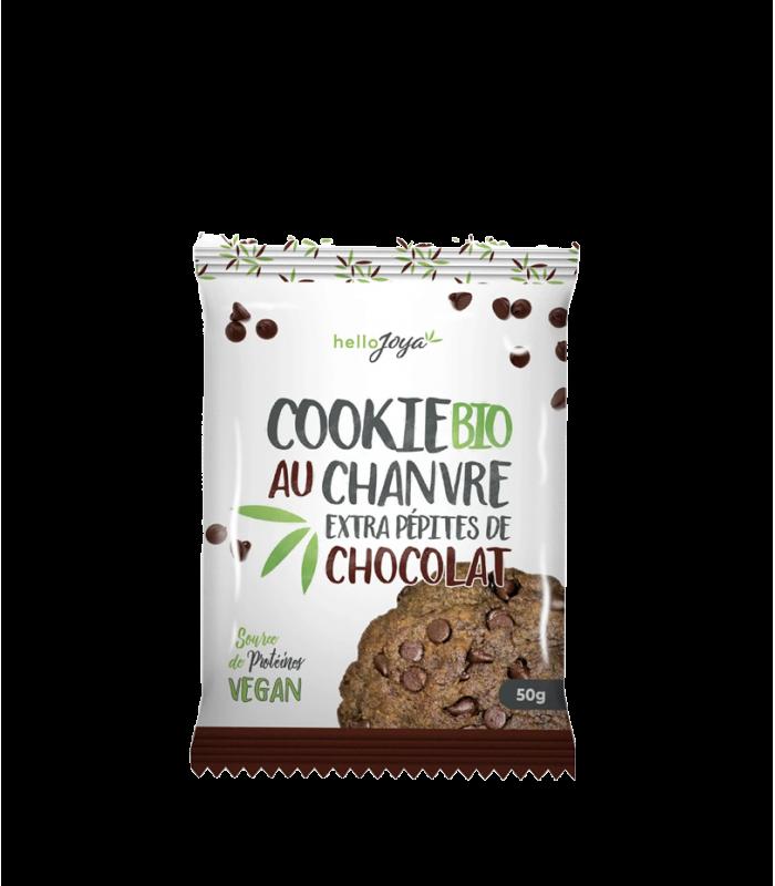 Cookie au chanvre Extra pépites de chocolat
